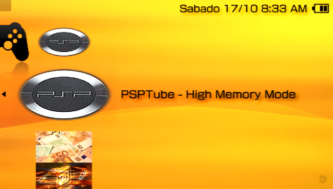 Telecharger Ultimate Psptube 2.0 High Memory Mod Download