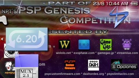 Downgrade  6.60 Downgrade valido para cualquier PSP.