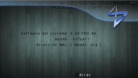Custom Firmware PRO | PSP SceneBeta com