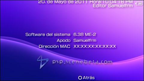 descargar custom firmware 6.00 m33 para psp