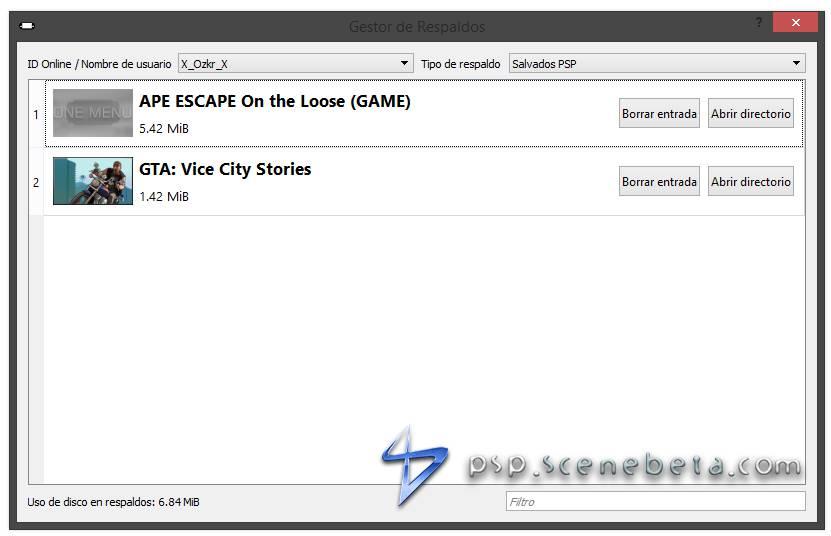 qCMA   PSP SceneBeta com