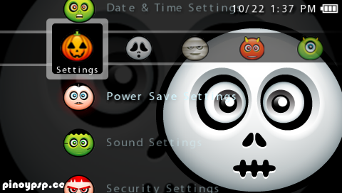 Plugins, aplicaciones, etc Hallowen