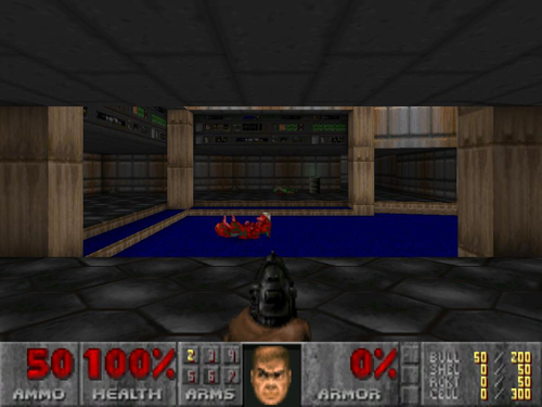 Ultimate DOOM para PC