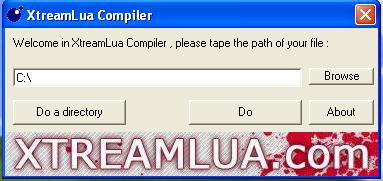 XtreamLua Compiler   PSP SceneBeta com