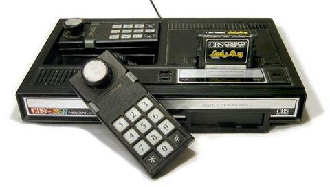 CBS ColecoVision