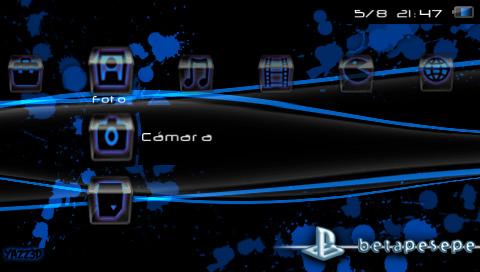 Temas PSP para 3.30/3.40 OE | PSP.SceneBeta.com