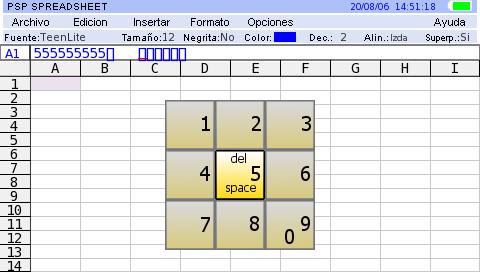 Psp spreadsheet excel para psp pspenebeta descargar psp spreadsheet v200 slo usuarios registrados urtaz Image collections